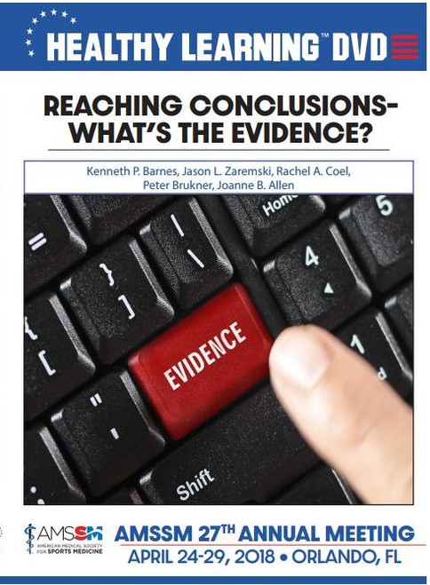 REACHING CONCLUSIONS: WHAT'S THE EVIDENCE?