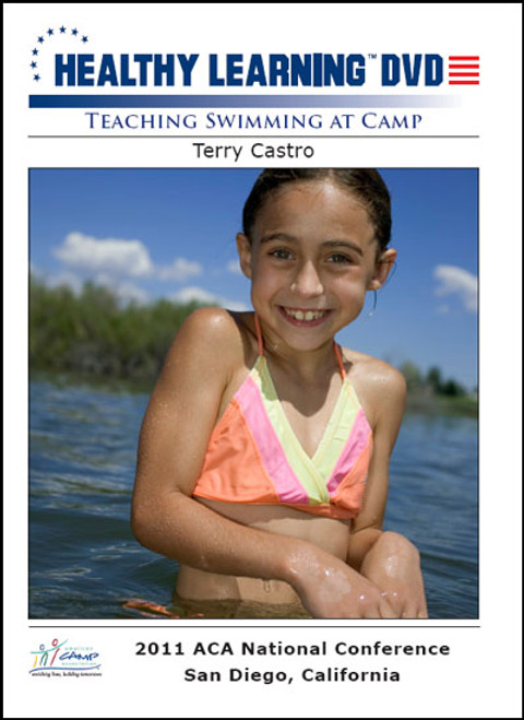 Teaching Swimming at Camp