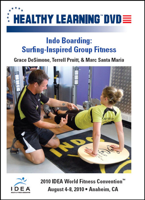Indo Boarding: Surfing-Inspired Group Fitness