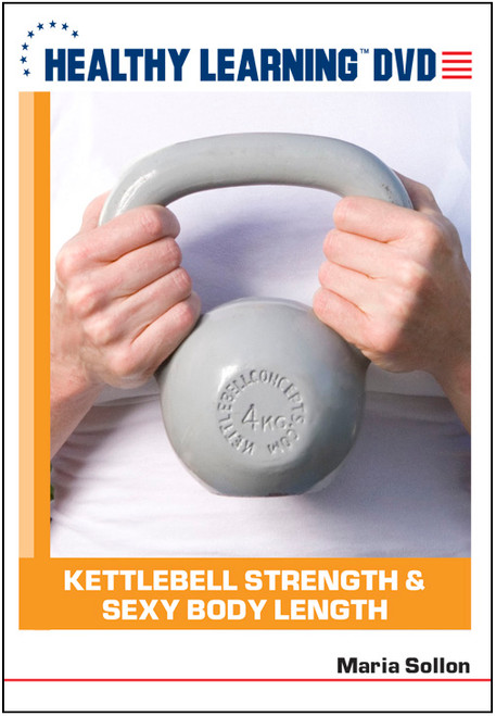 Kettlebell Strength & Sexy Body Length