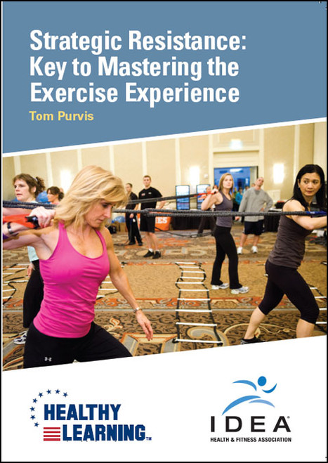 Strategic Resistance: Key to Mastering the Exercise Experience