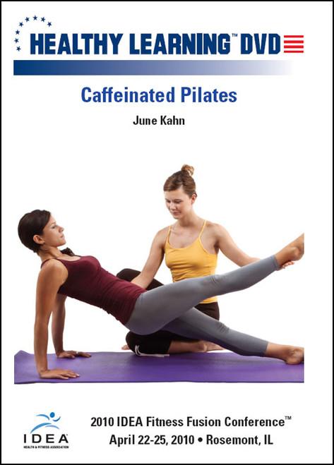 Caffeinated Pilates