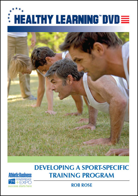 Developing a Sport-Specific Training Program