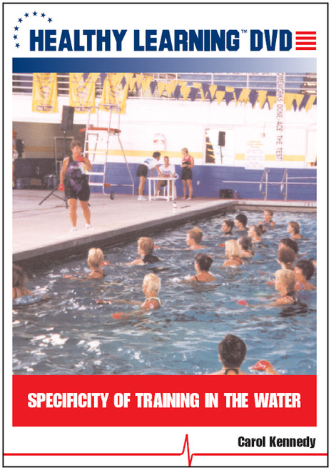 Specificity of Training in the Water