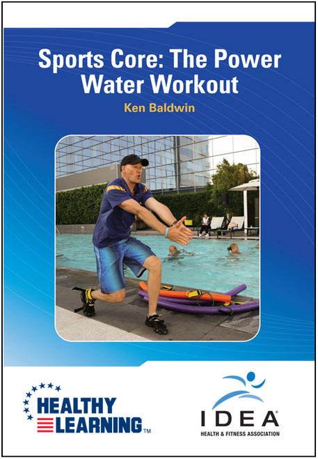 Sports Core: The Power Water Workout