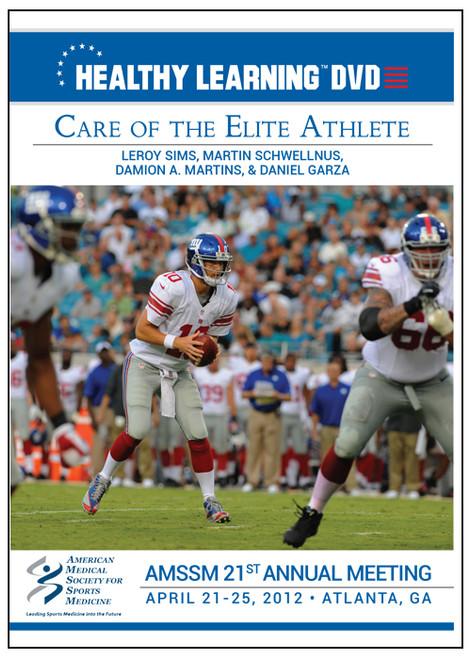 Care of the Elite Athlete