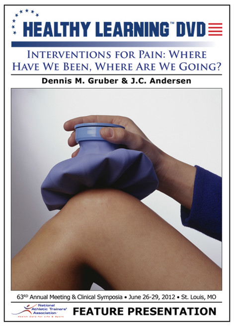 Interventions for Pain: Where Have We Been, Where Are We Going?