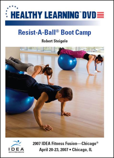 Resist-A-Ball® Boot Camp