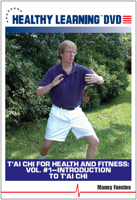 T`ai Chi for Health and Fitness: Vol. #1-Introduction to T`ai Chi