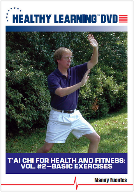 T`ai Chi for Health and Fitness: Vol. #2-Basic Exercises