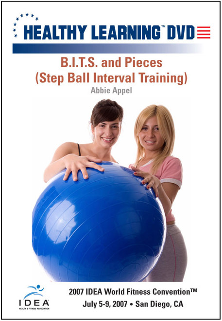 B.I.T.S. and Pieces (Step Ball Interval Training)