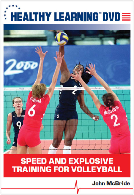 Speed and Explosive Training for Volleyball