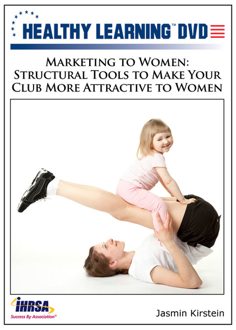 Marketing to Women: Structural Tools to Make Your Club More Attractive to Women