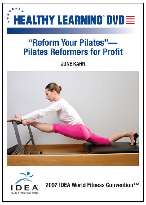 Reform Your Pilates-Pilates Reformers for Profit
