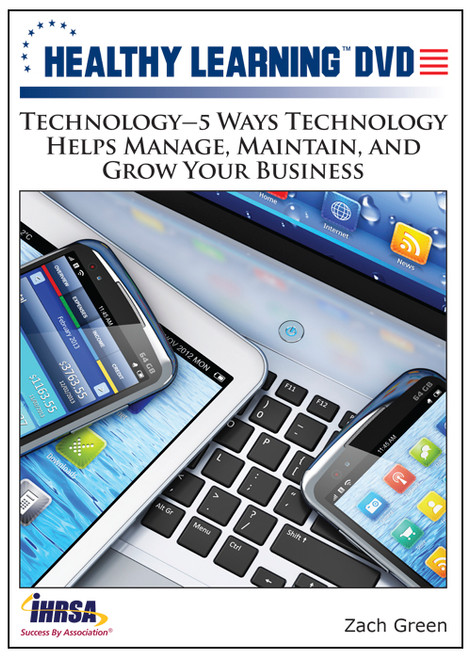 Technology-5 Ways Technology Helps Manage, Maintain, and Grow Your Business