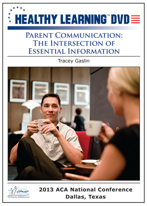 Parent Communication: The Intersection of Essential Information