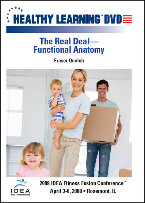The Real Deal-Functional Anatomy
