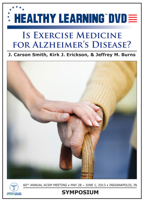 Is Exercise Medicine for Alzheimer's Disease