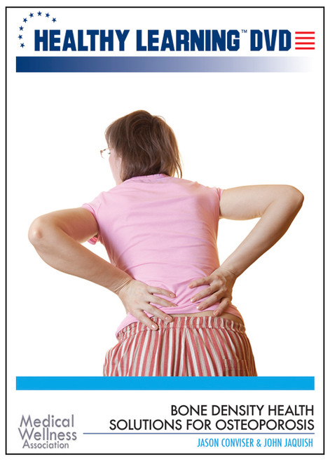 Bone Density Health Solutions for Osteoporosis