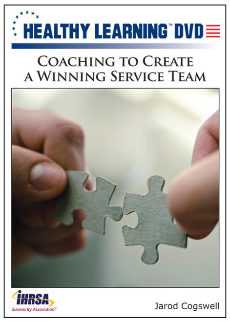 Coaching to Create a Winning Service Team