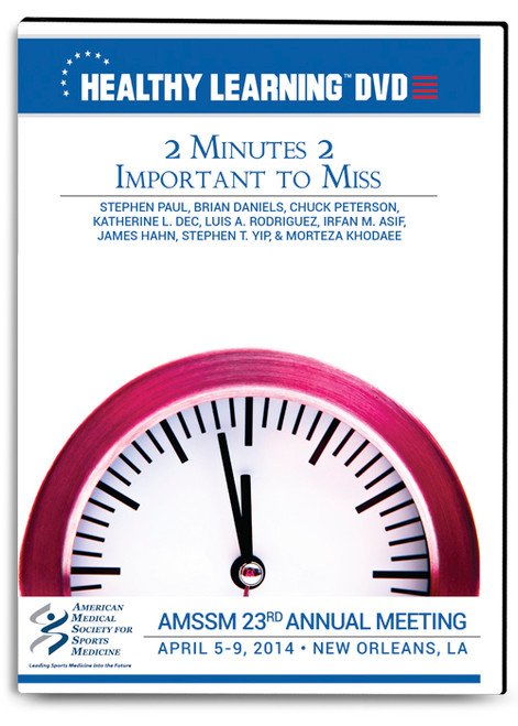 2 Minutes 2 Important to Miss