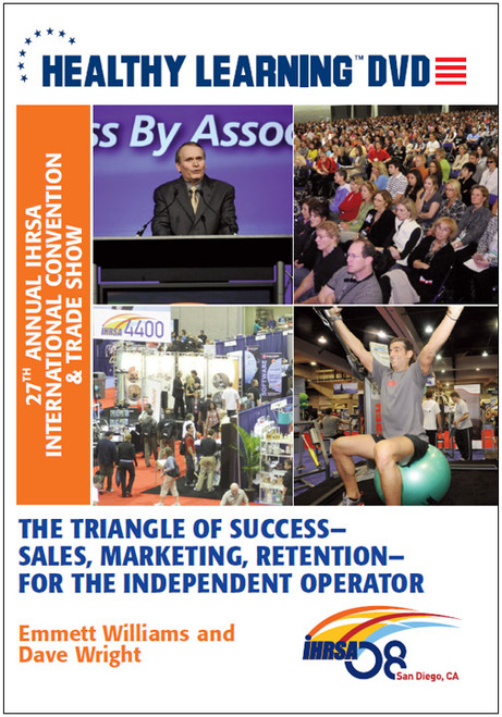 The Triangle of Success-Sales, Marketing, Retention-for the Independent Operator