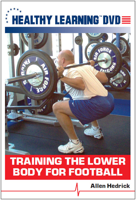 Training the Lower Body for Football