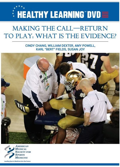 Making the Call-Return to Play: What is the Evidence?