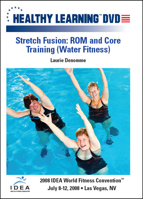Stretch Fusion: ROM and Core Training (Water Fitness)
