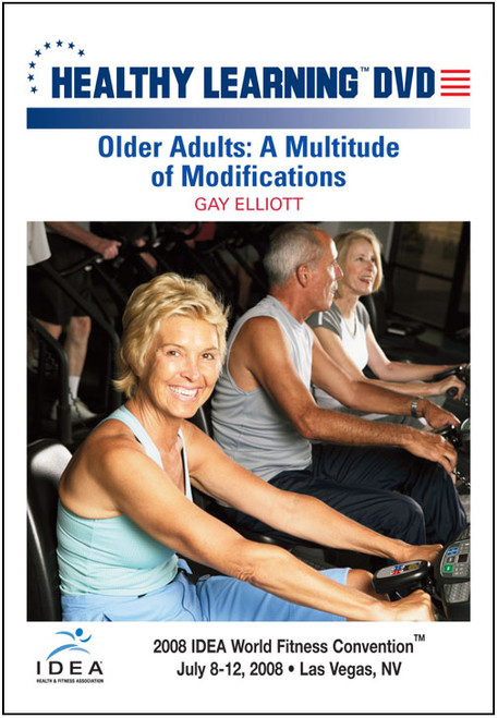 Older Adults: A Multitude of Modifications