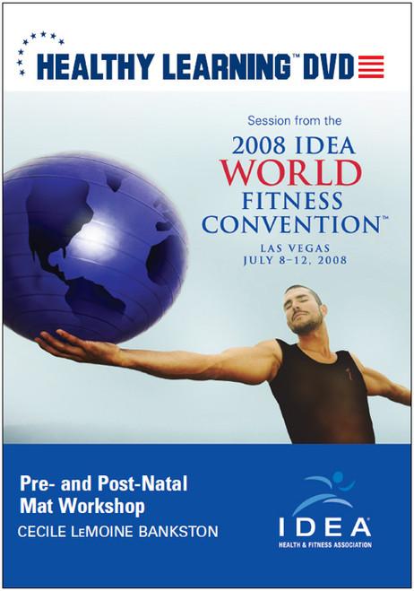 Pre- and Post-Natal Mat Workshop