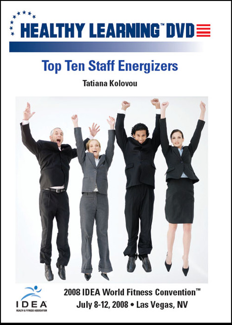 Top Ten Staff Energizers