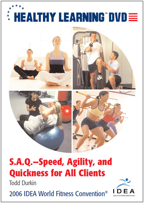 S.A.Q.-Speed, Agility, and Quickness for All Clients