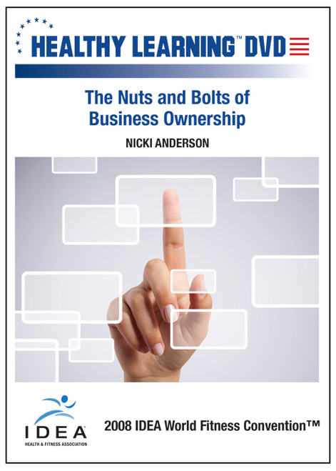 The Nuts and Bolts of Business Ownership