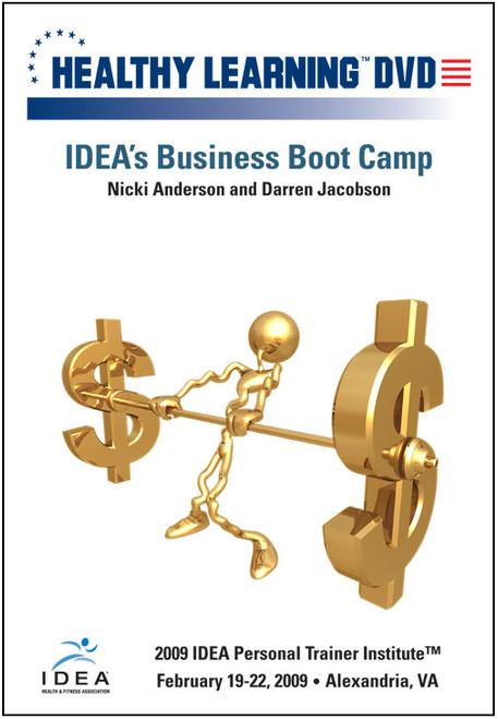 IDEA`s Business Boot Camp