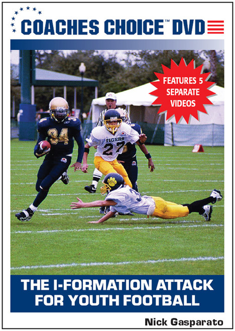The I-Formation Attack for Youth Football