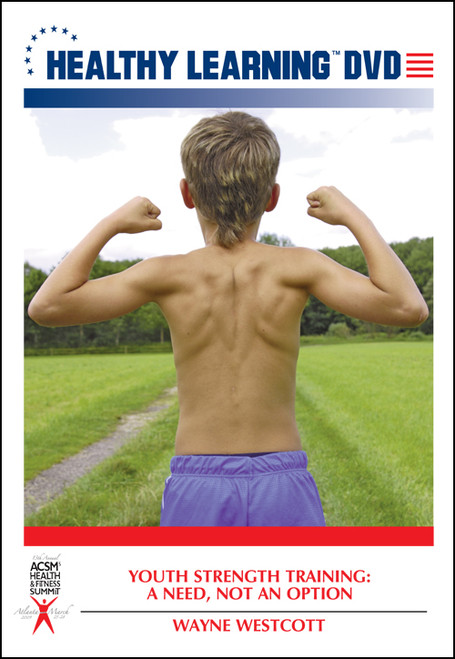 Youth Strength Training: A Need, Not an Option