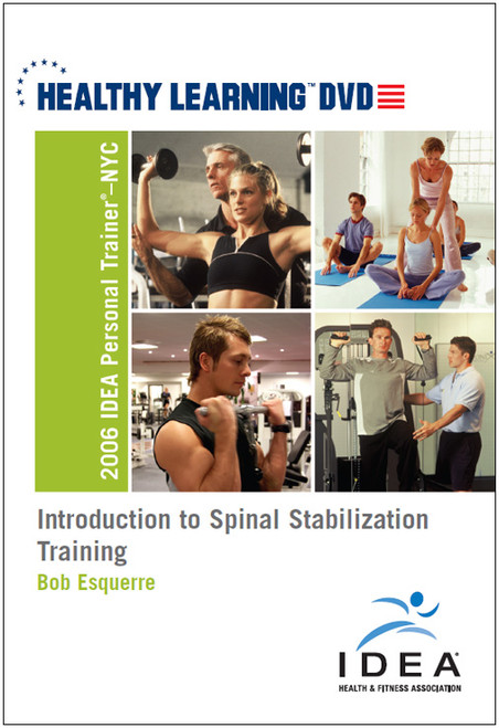 Introduction to Spinal Stabilization Training