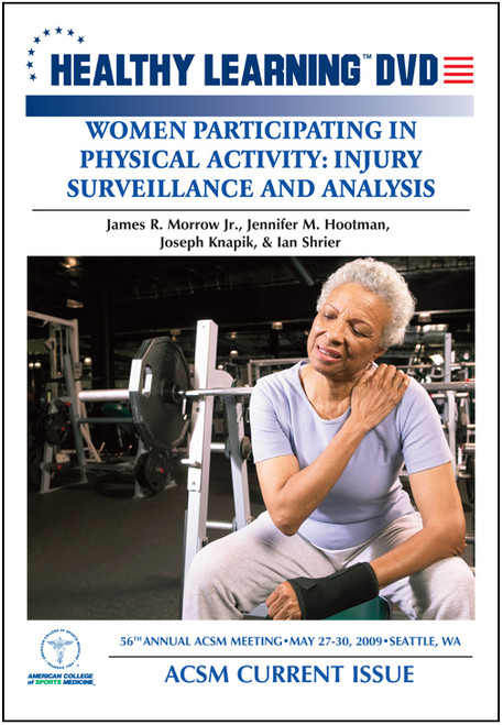 Women Participating in Physical Activity: Injury Surveillance and Analysis