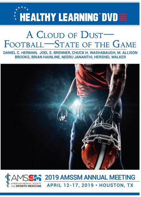 A CLOUD OF DUST - FOOTBALL - STATE OF THE GAME