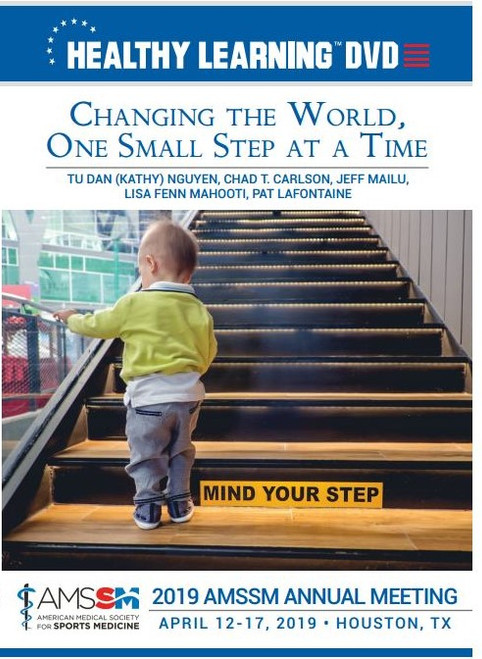 CHANGING THE WORLD, ONE SMALL STEP AT A TIME