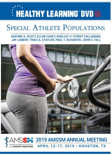SPECIAL ATHLETE POPULATIONS