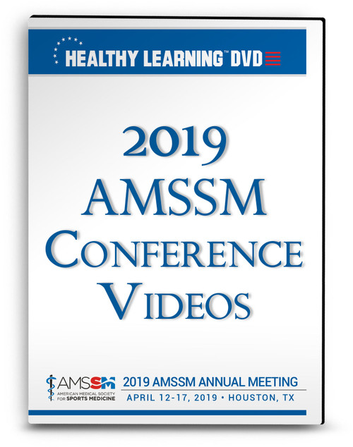 2019 AMSSM Annual Meeting (16 Sessions)