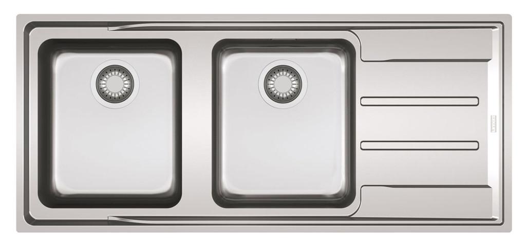 Aton Double Bowl Kitchen Sink