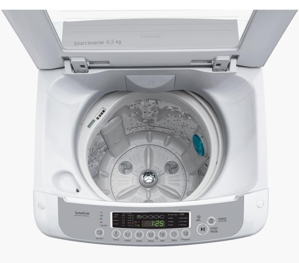 6.5kg Top Load Washer TurboDrum® Mechanism