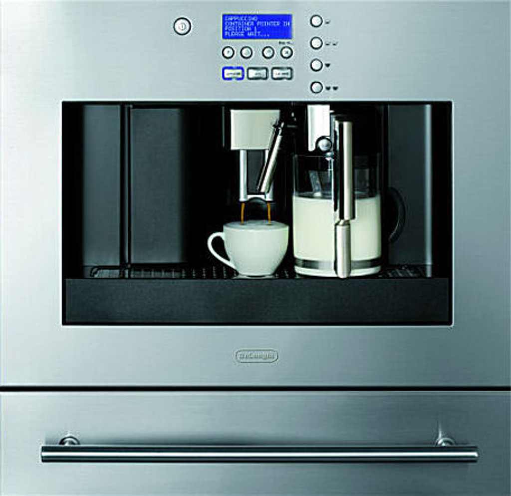 Built-In Coffee Machine Patented Auto cappuccino System