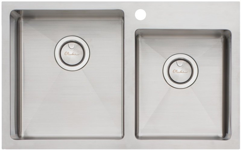 Apollo 1 and 3/4 Bowl Inset Sink