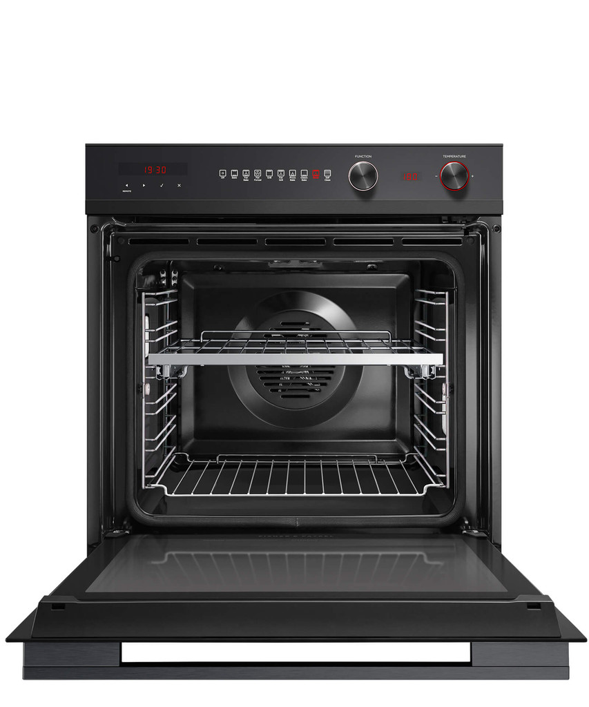 OB60SD9PB1 - Built-in Oven, 60cm, 85L, 9 Function, Pyrolytic