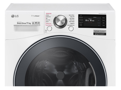 11kg Centum™ Front Load Washer