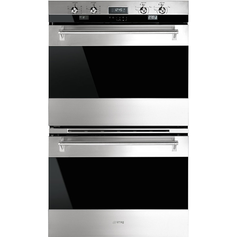 DOA330X1  - 76cm Classic Multi Double Oven, Pyrolytic Cleaning - Satin Stainless Steel